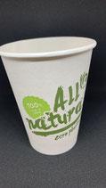Bio Kaffeebecher | All Natural Zero Plastik