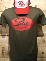 Tee-shirt homme oval logo