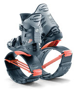 KJ-XR3  Kangoo Jumps Boots (Black/Orange)