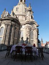 Coselfrühstück - Coselpalais an der Frauenkirche