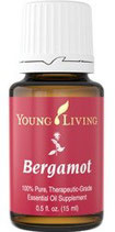Bergamot Essential Oil - 15 ml