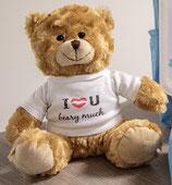 Teddybär Tim waschbar