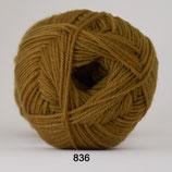 Sock 4 col.836 geel-groen