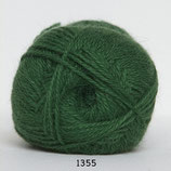 Hjerte Alpaca col.1355 groen