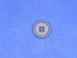 Knoop blauw- paars 20mm