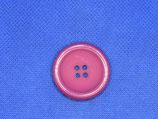 Knoop fuchsia kleur 30mm
