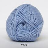 Extra Fine Merino 150 col.4995 licht blauw
