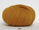 Fine Highland wool col.3810 oker