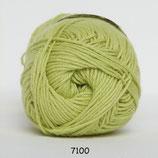 Cotton nr.8 col.7100 helder groen