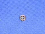 Knoop grijs parelmoer 10mm