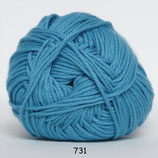 Blend col.731 donker turquoise