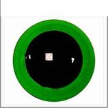 Veiligheids ogen groen