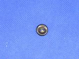 Knoop bruin 12mm