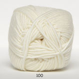Merino Cotton col.100 off white