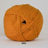 Blød Bomuld col.3800 oker
