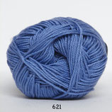 Diamond Cotton col.621 blauw
