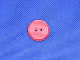 Knoop knal roze 22mm