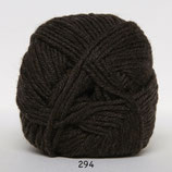Merino Cotton col.294 donker bruin