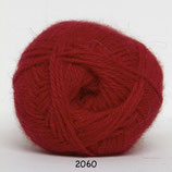 Hjerte Alpaca col.2060 rood
