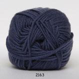 Merino Cotton col.2163 blauw-grijs