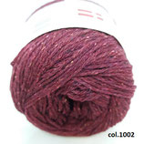 Silk Tweed col.1002 bordeaux