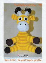 Haak pakket Miss Ellie de Giraffe