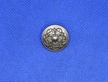 Metalen knoop Noors zilver 20mm