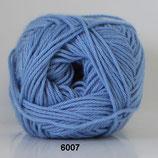 Cotton nr.8 col.6007 blauw-grijs