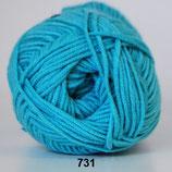 Roma col.731 turquoise