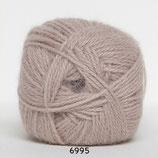 Hjerte Alpaca col.6995 licht roze