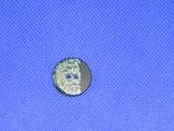 Knoop met glitter 18mm
