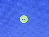 Knoop licht groen 14mm