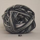 Cotton nr.8 col.601 zwart colour