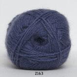 Hjerte Alpaca col.2163 blauw-grijs