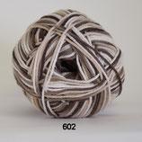 Cotton nr.8 col.602 bruin colour