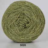 Wool Silk col.3020 licht groen