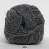 Natur Uld col.500 grijs