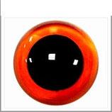 Veiligheids ogen amber