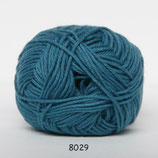 Cotton nr.8 col.8029 donker groen