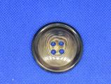 Knoop bruin-licht bruin 38mm