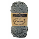 Catona col.242 Metal grey