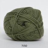 Cotton nr.8 col.7150 jagersgroen