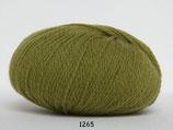 Fine Highland wool col.1265 groen