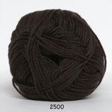 Diamond Cotton col.2500 donker bruin