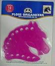 Dmc floss organizer