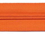 Huismerk rits aan de meter oranje