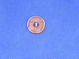 Knoop oud roze 20mm