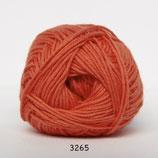 Cotton nr.8 col.3265 donker oranje