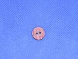 Knoop paars gevlekt 14mm