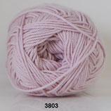 Cotton nr.8 col.3803 licht oud roze